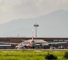 Luggage storage in Tribhuvan Airport - KTM