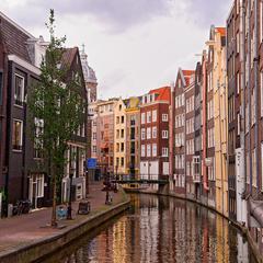 Consigne bagage Amsterdam