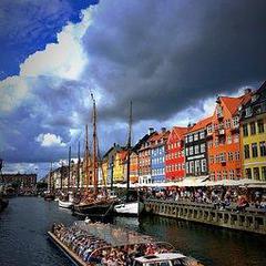 Consigna equipaje Copenhague