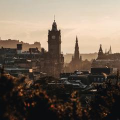 Consigna equipaje Edimburgo