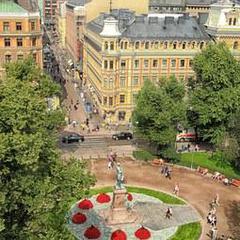 Luggage storage Helsinki