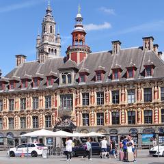 Deposito bagagli Lille