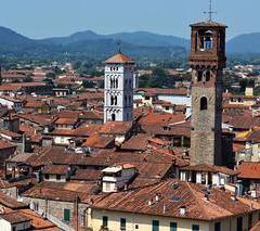 Deposito bagagli Lucca