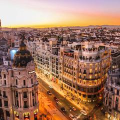 Consigna equipaje Madrid