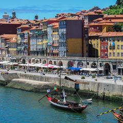 Luggage storage Porto