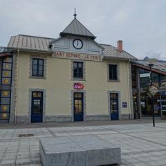 Consigne bagages Saint-Gervais les Bains - Le Fayet