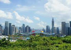 Consigna equipaje Shenzhen