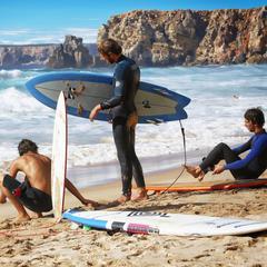 Consigne planche de surf Paris