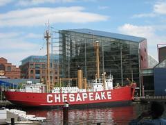 Consigne bagage Baltimore Aquarium