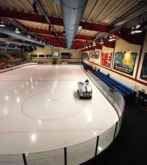 Consigne bagage Dundonald International Ice Bowl