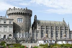 Consigne bagage Château de Dublin