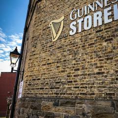 Consigne bagage Entrepôt Guinness
