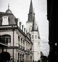 Consigne bagage Vieux carré français de La Nouvelle-Orléans