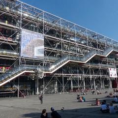 Deposito bagagli a Centro Georges Pompidou