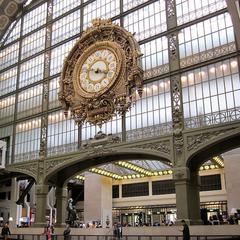 Deposito bagagli a Museo d'Orsay