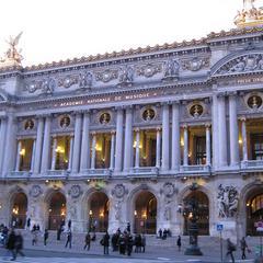 Consigna equipaje en Ópera Garnier