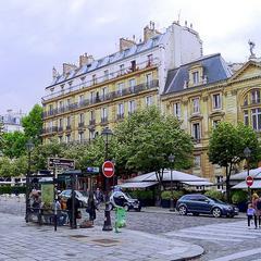 Deposito bagagli a Saint-Germain-des-Prés