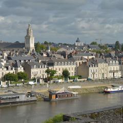 Deposito bagagli alla Stazione di Angers Saint-Laud