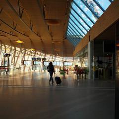 Deposito bagagli alla Gare de Belfort - Montbéliard TGV