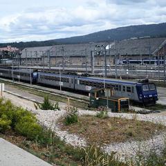 Consigne bagages Gare de Besançon-Viotte