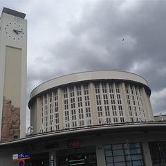 Luggage storage Brest train station