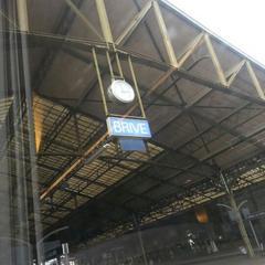 Consigna equipaje en la Brive-la-Gaillarde Estación