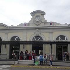 Luggage storage in Gare de Carcassonne
