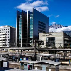Deposito bagagli alla Stazione di Grenoble