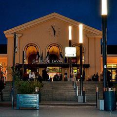 Deposito bagagli alla Gare de Laval