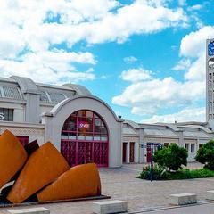 Deposito bagagli alla Gare de Lens