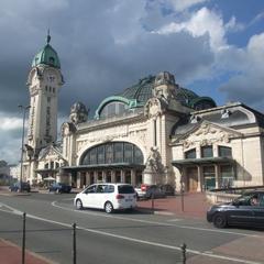 Consigne bagages Gare de Limoges