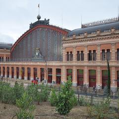 Consigne bagage Gare d'Atocha Cercanias