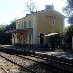 Deposito bagagli alla Stazione di La Brillanne - Oraison