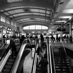 Deposito bagagli alla Gare de Troyes