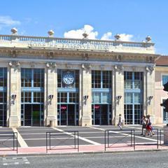 Deposito bagagli alla Stazione di Valence